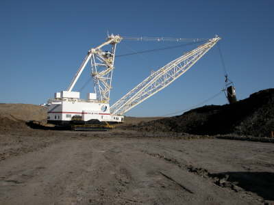 Dragline Inspections